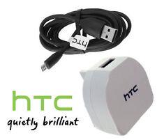 100% Genuine HTC One M9 M8 M7 Max Mini Desire EYE 626 820 Micro USB Charger B270