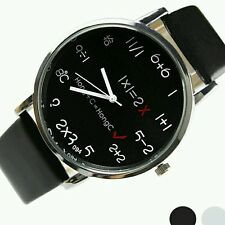 Quality Soft Imitation Leather Strap Watch Women Retro Numbers Quartz Wristwatch