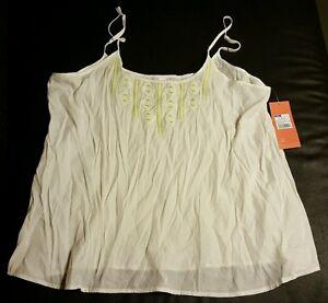 Gillian Omalley Women's Cami, SIZE XL