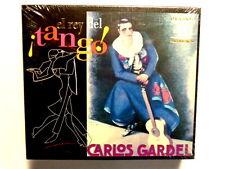 CARLOS GARDEL - EL REY DEL TANGO - THE GOLD COLLECTION -  2 CD NUOVO E SIGILLATO