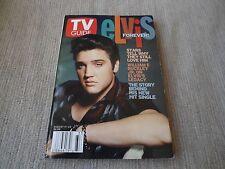 Elvis Presley TV Guide, August 17 - 23, 2002: Elvis Forever!