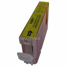 1 YELLOW ink cartridge for CANON PIXMA IX4000 (CLI-8Y)