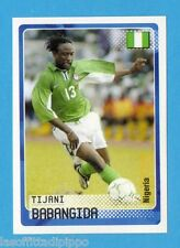 ROAD TO THE FIFA WC KOREA JAPAN 2002-Figurina n.55- BABANGIDA - NIGERIA -NEW