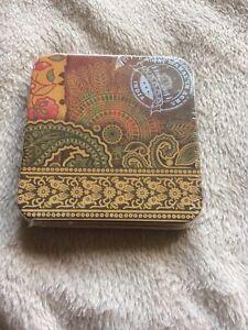 Empty tin box ....Always...Taj Mahal India...sealed.....collectible