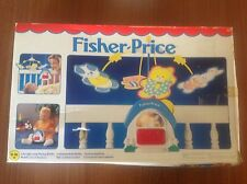 FISHER PRICE BABY SOFT LIGHT LONG PLAY Original Retro Play Vgc. Mobile