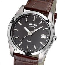 Boccia Quartz Dress Watch with Light Weight 40mm Titanium Case #3548-02