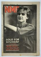 NME 2 January 1982 David Sylvian Dr Feelgood