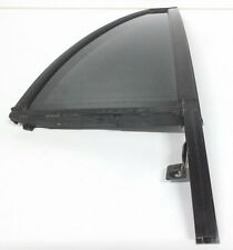2003-2014 Volvo XC90 OEM right rear door stationary vent glass w/weatherstrip