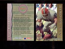1993 Pro Set STEVE EVERITT Cleveland Browns All Rookie Insert Card Mint