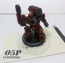 Mechwarrior Antonia Chinn Miniature out of production