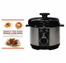 New Wolfgang 5 quart Puck Pressure Cooker