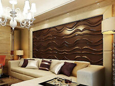 3D Wall Panel (Rattan-D)  Deluxe Bundle, 1 carton covers 128 sq/ft (Sale)