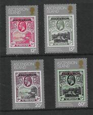 Ascension Island 1984 British Colony Anniversary MNH Set