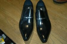 Encore by Fiesso Mens dress shoes US9 NEW