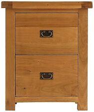 Oak Traditional Filing & Storage