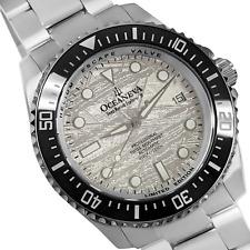 Oceaneva Men's Deep Marine Explorer II 1250M Dive Watch Automatic Swiss Movement