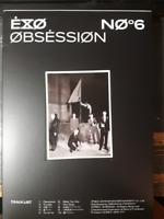 EXO 6th Album Obsession (Obsession Version) with Baekhyun postcard