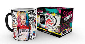 Suicide Squad Daddys Lil Monster Heat Changing Mug DC Comics Batman Coffee Cup