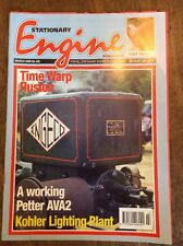 STATIONARY ENGINE MAGAZINE March 2009 No. 420 Ruston Petter AVA2 Koehler
