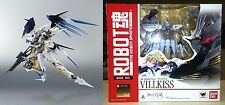 Cross Ange Robot Spirits SIDE RM #184 Villkiss & Ange 1st Ed. Bandai Licensed NW