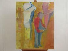 Künstlerische Malereien der 1950-1999er Porträts & Personen Acryl