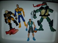 Boys Mixed Action Figure lot TMNT Saban