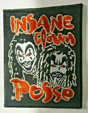Insane Clown Posse xL Embroidered Patch -new