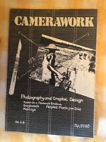 CAMERAWORK HALF MOON ACTIVIST SOCIALIST PHOTOGRAPHY MAGAZINE No 24