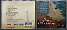 CD MINDY McCREADY I'M STILL HERE 2010 ICONIC RECORDS 0803057012022