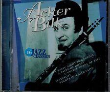 ACKER BILK - 16 JAZZ CLASSICS - STRANGER ON THE SHORE - MINT CD