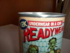 Y2K ReadyWear Underwear in a Can (Millenial Gag Gifts)