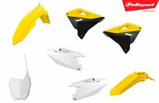 Polisport Restyle  Stock Colors Complete Plastic Kit For Suzuki RM 125 250 90864