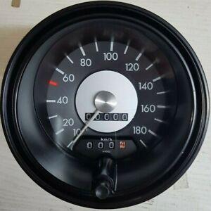 VW Karmann Ghia Tacho m. Tageskilometerzähler für Bj 73 + 74 Mwst. ausweisbar !!