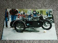 OLD VINTAGE MOTORCYCLE PICTURE PHOTOGRAPH BMW BIKE #3