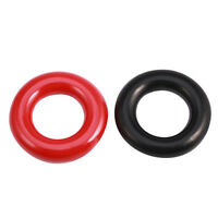 Golf Club Warm Up Swing Donut Weight Ring Diver Weighted Practice Trainer Red