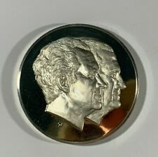 New Listing1974 Richard Nixon Spiro Agnew Inaugural Medal Sterling Silver