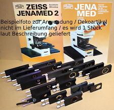 1 Ringblendenschieber PH A 100x für PH-Einrichtung Zeiss Jena Jenamed 1 und 2