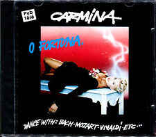CARMINA - O FORTUNA - CD ALBUM NEUF ET SOUS CELLO - NEW AND SEALED