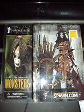 McFarlane / Spawn - VOODOO QUEEN - Monsters Series 1 RARE Bloody Variant