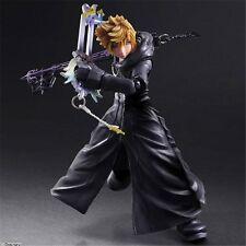 Kingdom Hearts II Roxas Play Arts Kai Organization XIII PVC Figure Toy In Box