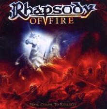RHAPSODY OF FIRE - From chaos to eternity     - CD NEU
