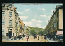 Wales Cardiganshire ABERYSTWYTH North Parade c1900s PPC