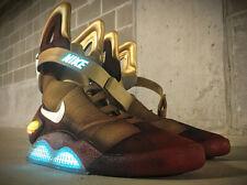 [Oregon's Sneakers] Nike Mag Autolacing [Iron Man Edition]