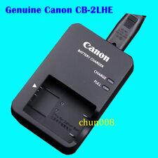 Original Canon CB-2LHE Charger For NB-13L PowerShot G7X G5X G9X G1XIII SX740HS