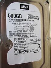 Western Digital 500 Go WD 5000 AADS - 00s9b0 DCM: hhrnht 2ah | 08feb2014 | disque dur