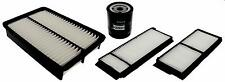 Mazda 3 2.0 BK/Mazda 5 1.8 2.0 cr19 filtro de aire + 2x espacio interior filtro filtro aceite +