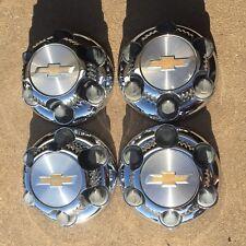99-18 Chevy GMC Silverado Tahoe Yukon Escalade Suburban Wheel Center Cap x4