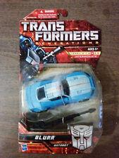 Transformers Generations Blurr NEW