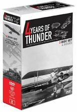 Four Years Of Thunder (DVD, 2005, 3-Disc Set)