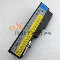 Laptop 7800mAh Battery For Lenovo Ideapad G470 L09C6Y02 121001071 Z560-0914xxx